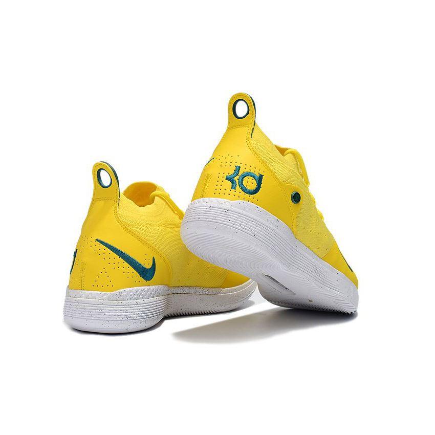 Breanna Stewart Nike KD 11 Storm Yellow PE, Mens Nike