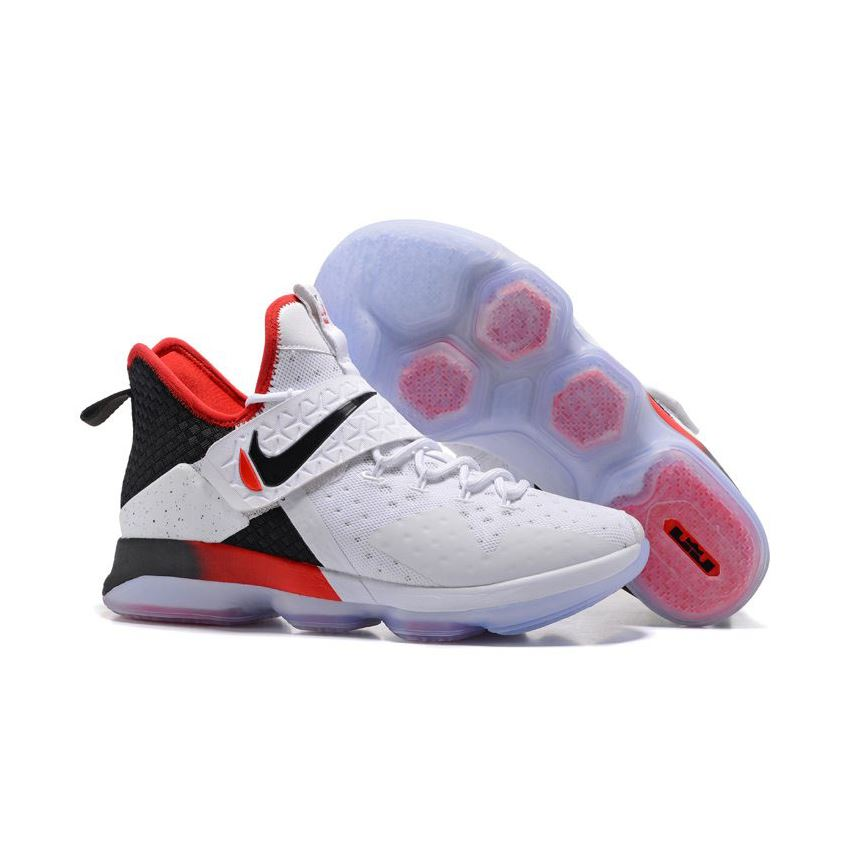 Cheap Nike LeBron 14 Flip the Switch Black/White ...