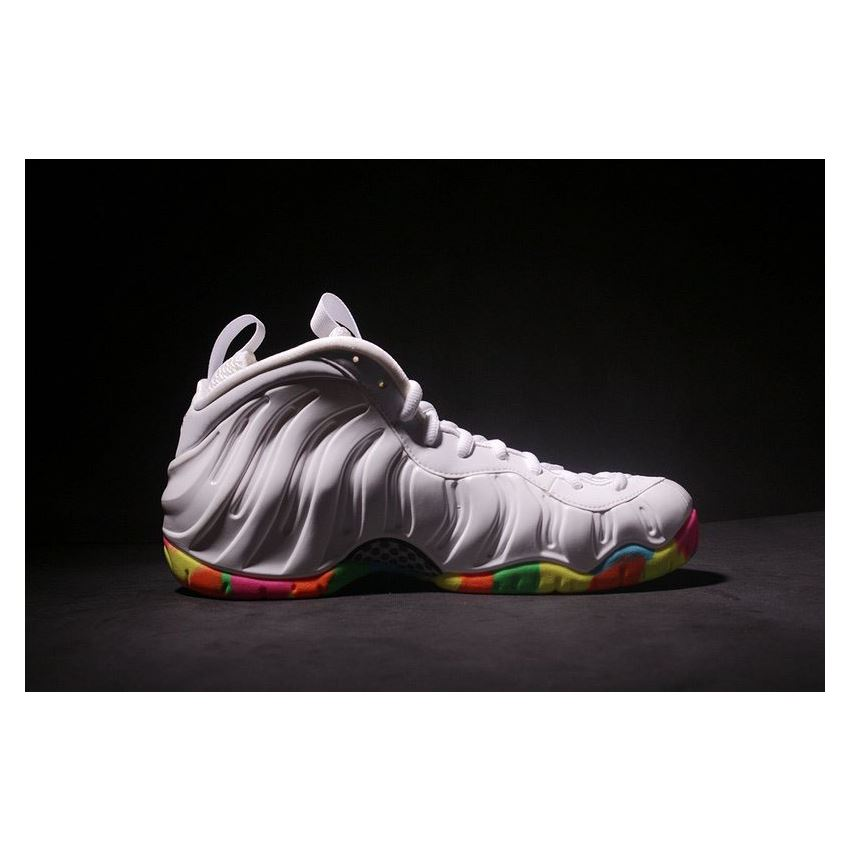 Nike Air Foamposite One PRM Wolf Gray WAVE® Tenis