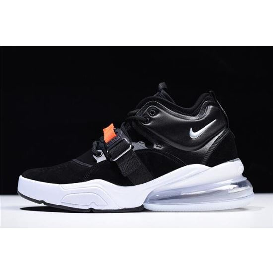 Womens Nike Air Force 270 Carnivore Black Court Purple