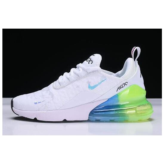 Mens and WMNS Nike Air Max 270 White