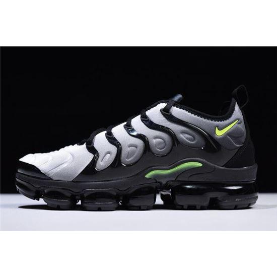 Nike Air VaporMax Plus Black/Volt-White 924453-009, New Nike Shoes ...