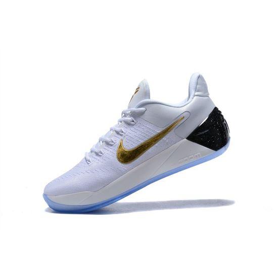 Nike Kobe A.D. White/Metallic Gold