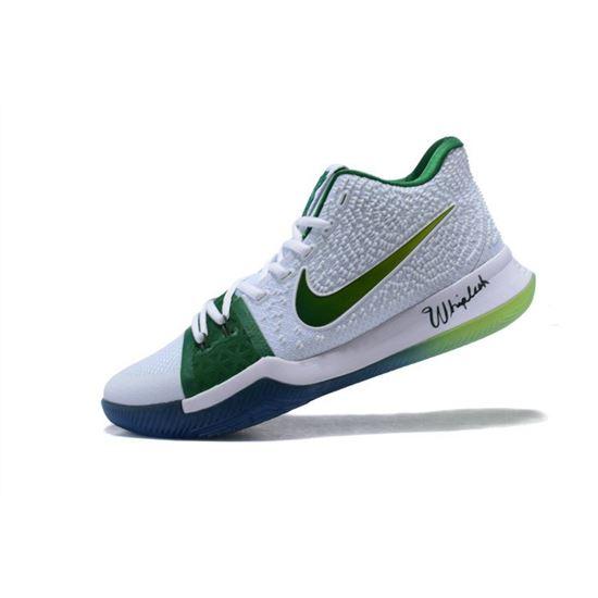 Men's Nike Kyrie 3 Boston Celtics PE