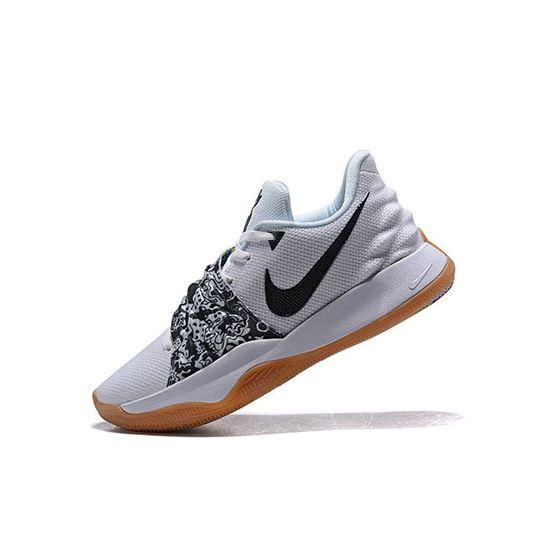 Nike Kyrie 4 Low White/Black-Gum Men's