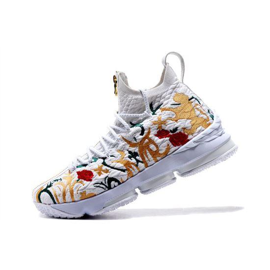 KITH x Nike LeBron 15 Floral White