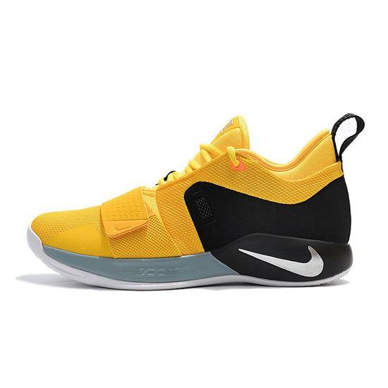 Nike PG 2.5 Amarillo/Chrome-Black