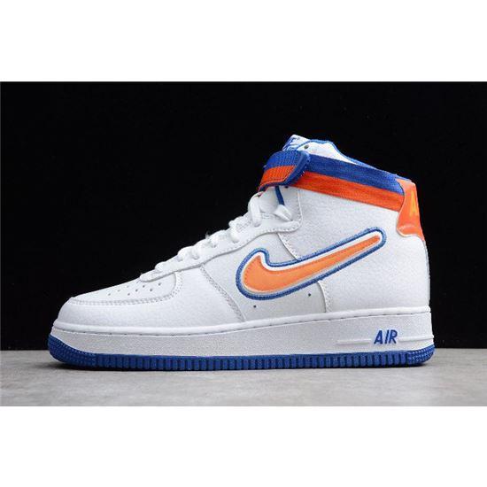 2018 Nike Air Force 1 High Sport Knicks